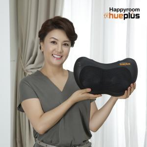 [해피룸] 휴플러스 쿠션 안마기 HPM-50 블랙(마사지기)