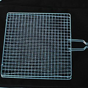 [이오스트] 접석쇠(대)330x330 (바베큐그릴,고기불판,참숯,구이용,캠핑용품)