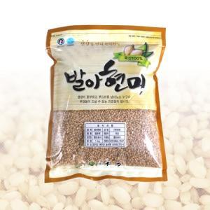 2015년산 장세순 발아현미 1kg