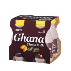 [메가마트] 가나 초코우유 225ml*4개 /1+1