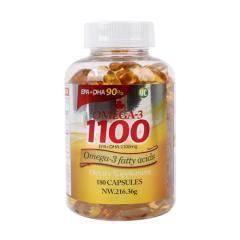 [메가마트] 비타민클럽 오메가3 1100 1,202mg*180캡슐