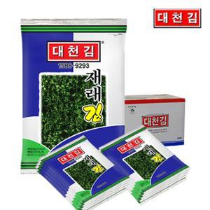 [대천김] 대천 조미 재래김 20gx10봉 + 10봉
