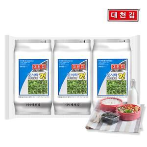 [대천김] 대천 도시락김 4gx30봉(재래김)