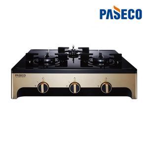 [파세코] 본사직영점 파세코 3구 가스렌지 PGR-F301NC 샴페인골드/네오세란상판/스마트안전센서