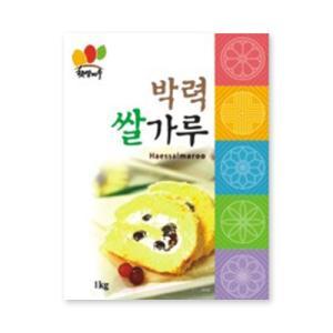 [대두식품] 박력쌀가루(국산)1kg