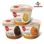 [CJ] 햇반 컵반 옐로우크림커리+레드스파이시커리+직화볶음짜장 덮밥3종set