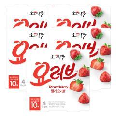 [동원] 소와나무 요러브 딸기요거트 85g*20개