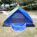 실속형 2인용 야외 레저 텐트