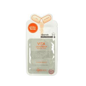 메디힐 마스크팩 비타 라이트빔 에센셜 1매