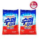 [LG생활건강] 수퍼타이 세탁세제 리필 10kgx2개 (총 20kg)