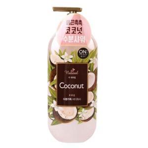 [메가마트] 온더바디 더내추럴 코코넛 바디워시900ml