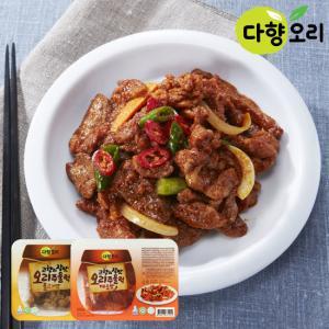 [다향오리] 고향의 장맛 오리주물럭 500g×3팩(매운맛/불고기맛) 택1