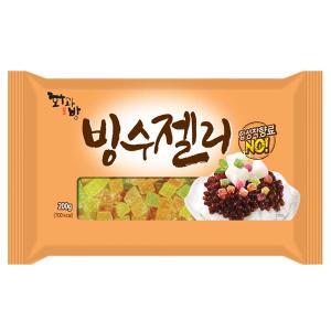 [대두식품] 화과방 빙수젤리 200g