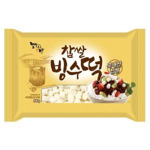 [대두식품] 찹쌀 빙수떡 300g