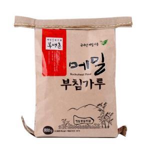[메가마트] 봉평촌 메밀 부침가루 800g