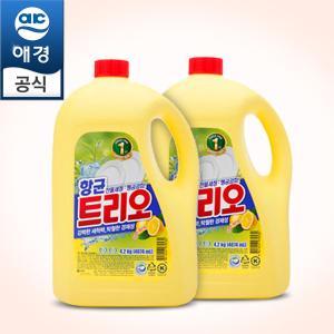 [애경] 트리오 대용량 4.2kgx2개