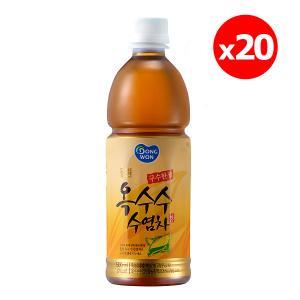 [동원] 옥수수수염차 500ml*20병(1박스)