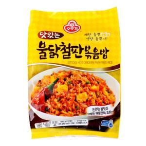 [메가마트] 오뚜기 맛있는 불닭 철판 볶음밥 450g