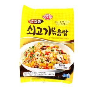 [메가마트] 오뚜기 맛있는 쇠고기 볶음밥 450g
