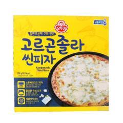[메가마트] 오뚜기 고르곤졸라 피자 288g /한정수량 3개