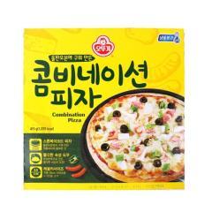 [메가마트] 오뚜기 콤비네이션 피자 415g /한정수량 3개