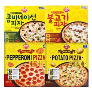 오뚜기 프리미엄 피자 5,980원 특가!