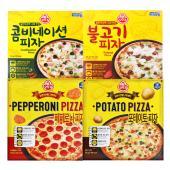 오뚜기 피자 4종 4,980원