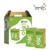 [웅진식품]착한콩 국내산 콩두유 190ml*64팩 (유통기한:2016.08.23)