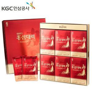 한국인삼공사 홍삼대력 50mlX60포
