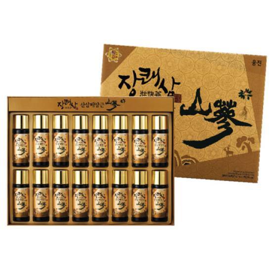 [웅진]장쾌삼 산삼배양근 50ml x 16병