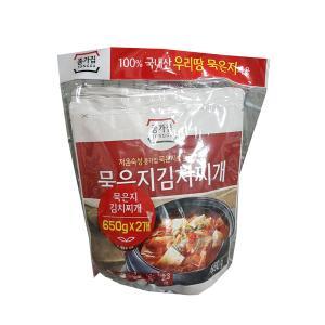 [코스트코 냉장냉동] 종가집 맛김치 1.5kg