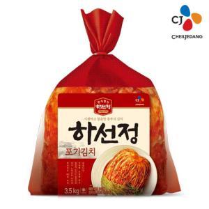 [CJ] 하선정 포기김치 3.5Kg