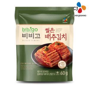 [CJ] 비비고 썰은배추김치 60g