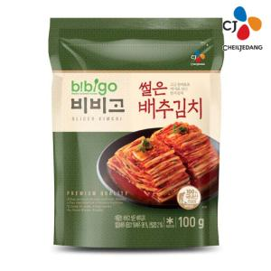 [CJ] 비비고 썰은배추김치 100g