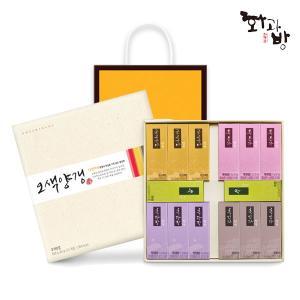 [화과방] 오색양갱선물세트+쇼핑백