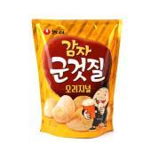 [메가마트] 농심)감자군것질 오리지널70g