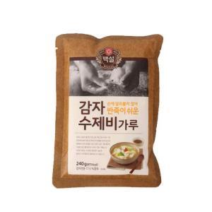 [메가마트] 감자수제비가루240g