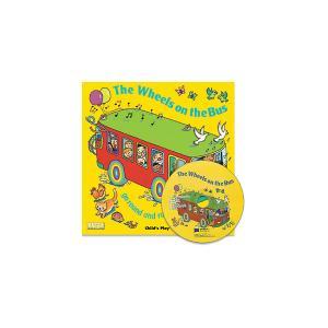 [노부영 세이펜] The Wheels on the Bus Go Round and Round (Saypen Edition)