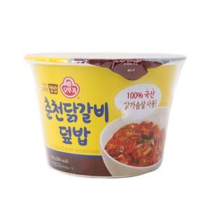 [메가마트] 컵밥 춘천닭갈비덮밥280G