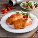 얼리지않은 황칠 훈제닭가슴살 칠리맛 1kg(200gx5팩)