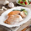 얼리지않은 황칠 훈제닭가슴살 마늘맛 1kg(200gx5팩)