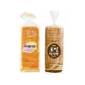 삼립 식빵 자이언트식빵/호밀빅식빵 4봉