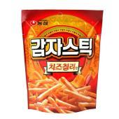 [메가마트] 농심)감자스틱 치즈칠리맛55g