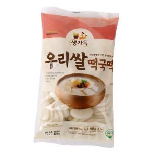 [메가마트] 풀무원)우리쌀떡국700g