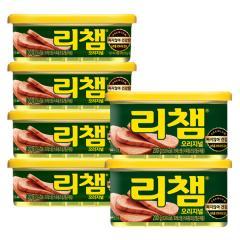 [만원의행복★리챔6캔][동원] 리챔 200g*2캔+[동원] 리챔 120g*4캔
