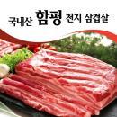 [함평천지] 국내산 냉장 삼겹살 500g (구이용/수육용)