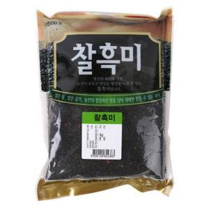 [메가마트] 찰흑미1kg(국내산)1kg