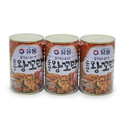 [코스트코] 유동 순살 왕 꼬막 400g X 3