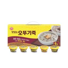 [메가마트] 오뚜기 죽 6입 기획 285g*6