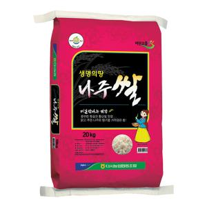 다시농협 생명의땅 나주쌀 20kg